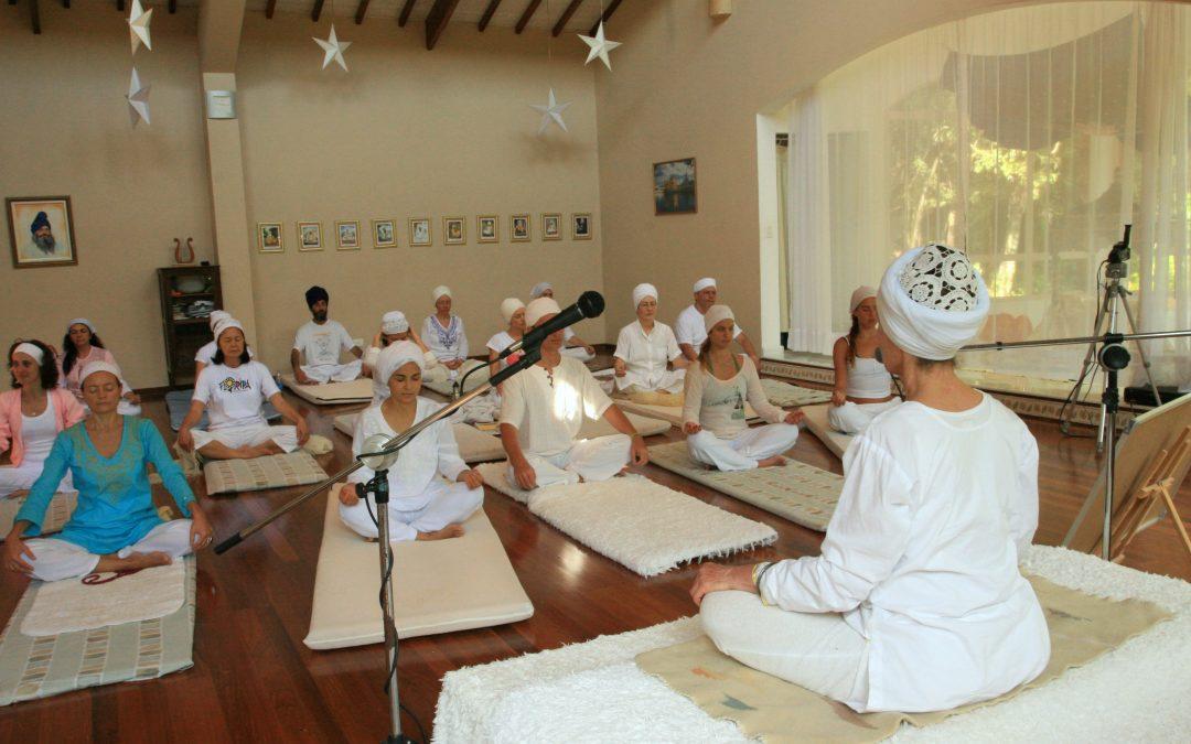 Formação de Instrutores de Kundalini Yoga Nível I (Em Pirenópolis)